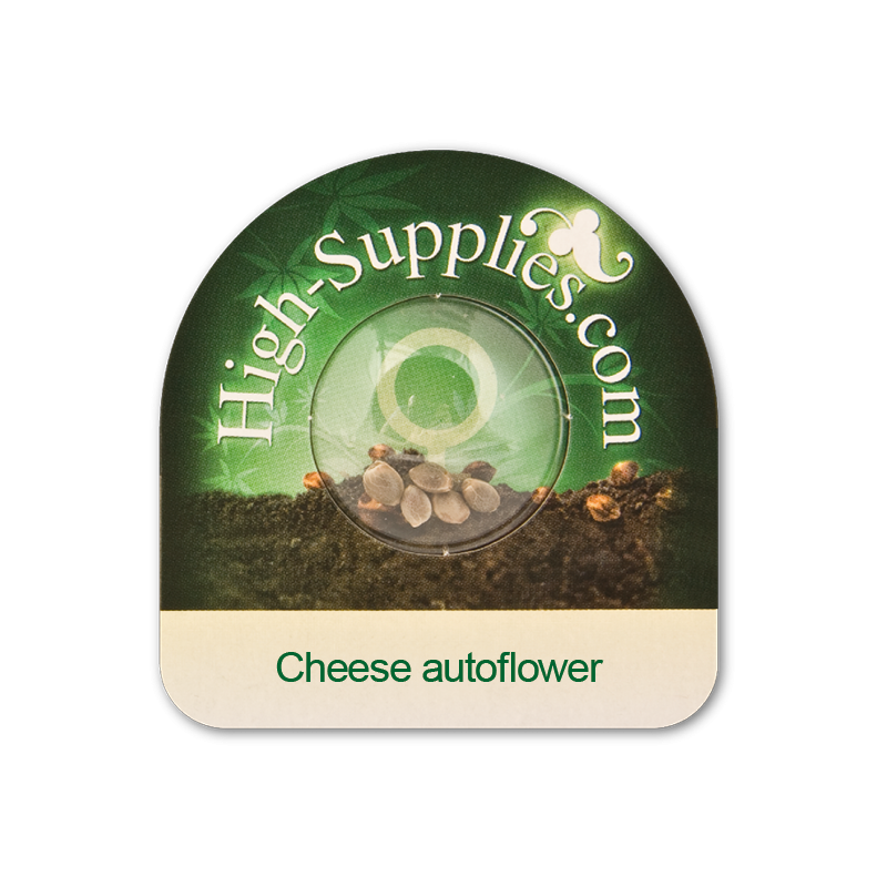 High Supplies - Cheese autofloraison - Prix pour 5 graines auto-floraison :