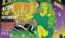 Have you ever been to Colorado Cannabis Cup?